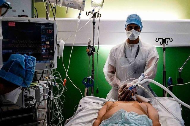 Frankreich macht erfolgreich Druck auf Ungeimpfte