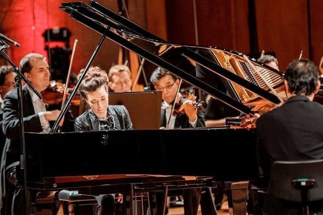 Das SWR-Symphonieorchester eröffnete seine Freiburger Saison mit Musik von Prokofjew