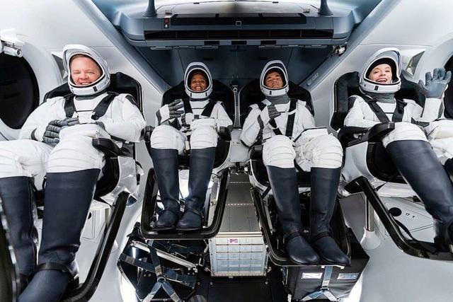 Space X schickt Laien auf Weltraumflug – ohne Profi an Bord