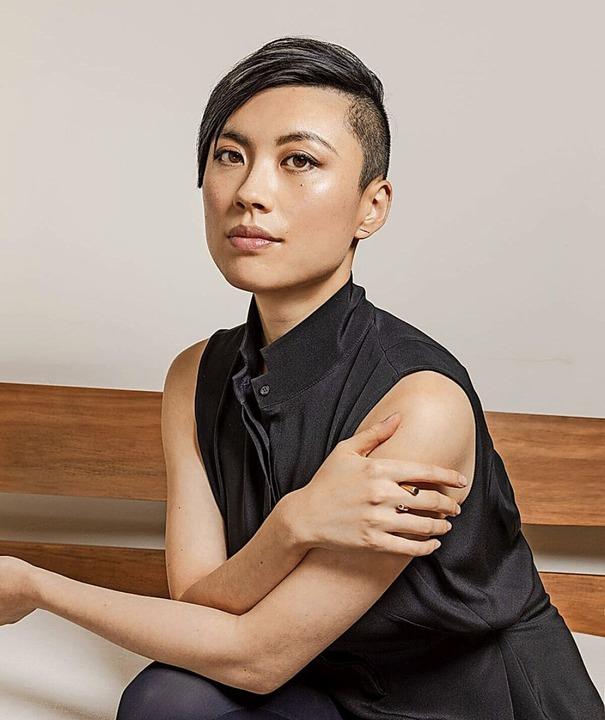 C Pam Zang wuchs als Chinesin in den USA auf    Foto: Verlag