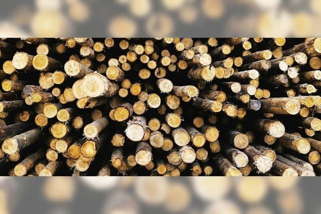 Eine Quote für heimisches Holz?