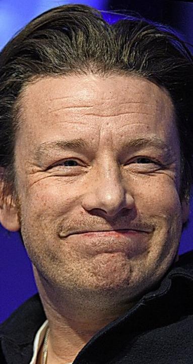 Jamie Oliver  | Foto: Laurent Gillieron (dpa)