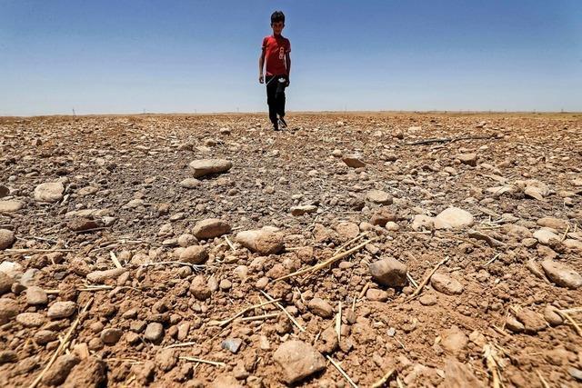 216 Millionen Klimaflüchtlinge