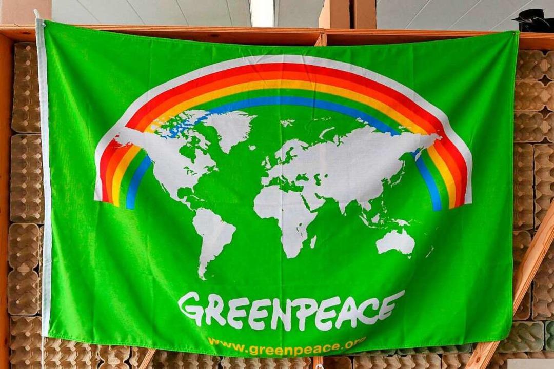 Bei aller Kritik hat sich Greenpeace w...it eine breite Anerkennung erarbeitet.  | Foto: JOHN THYS (AFP)