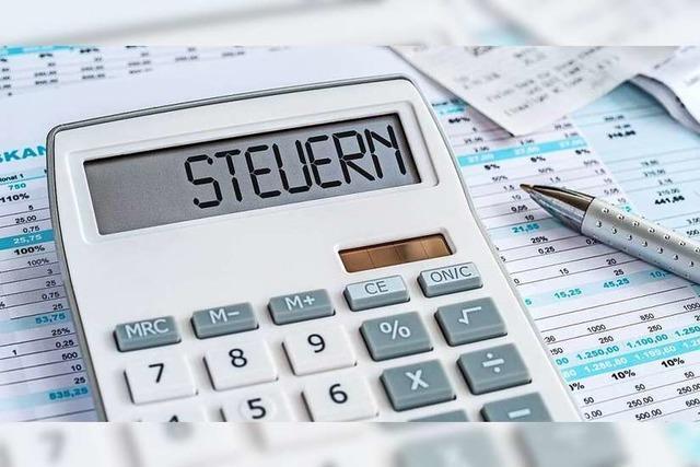 In der Steuerpolitik gibt es klare Unterschiede