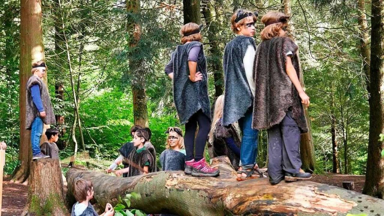 Kurz vor dem Beginn der Sommerferien f...dem  die Naturfreunde beteiligt waren.  | Foto: Veit Merkle