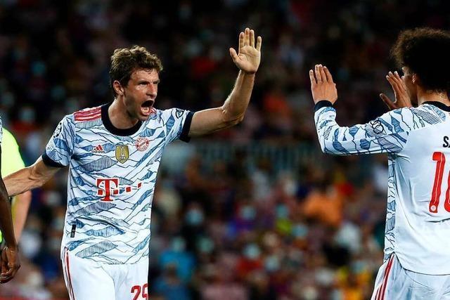 Bayern München demütigt Barcelona erneut