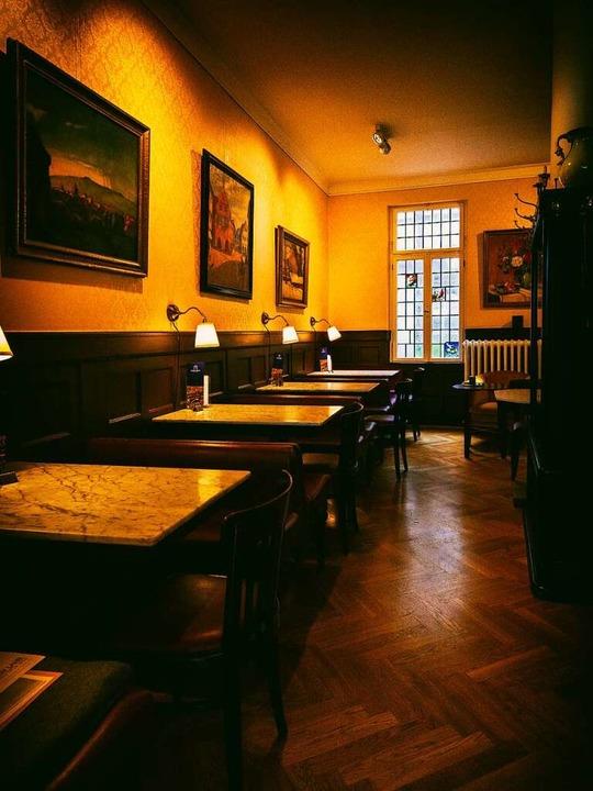 Das Süße Löchle in Lahr – ein Café, wie es nicht mehr viele gibt.  | Foto: Photographer: D.G. P. Hoellstin