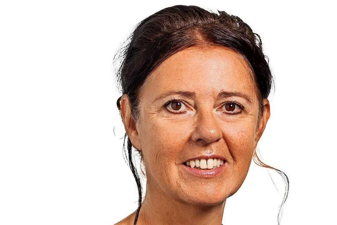 Isabel Blank, Geschäftsführerin und ve...& Tax Consultants der Haufe Group.  | Foto: Britt Schilling