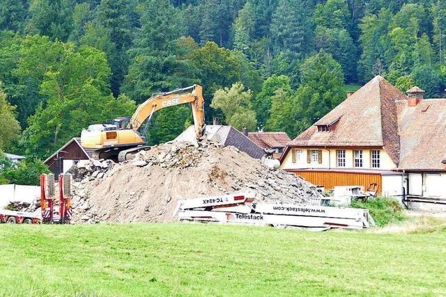 Stadträtin sorgt sich um Erdaushub in Schönau und zieht Vergleich zum Kleinen Wiesental