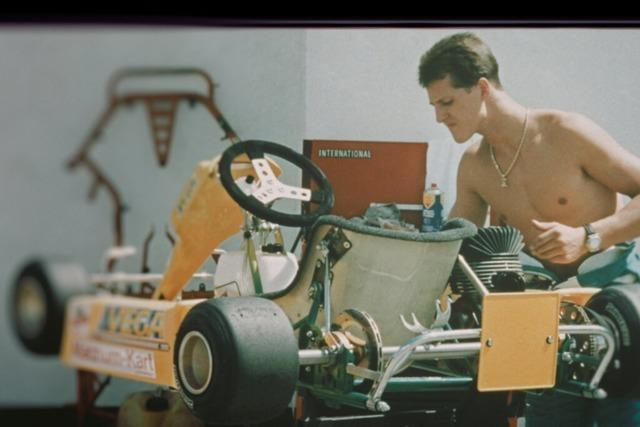 Netflix zeigt Doku über Rennfahrer-Legende Michael Schumacher