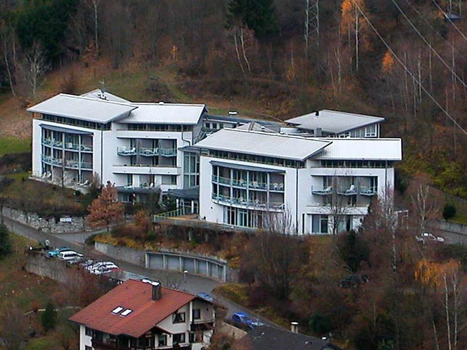 Die Elztal-Klinik Oberprechtal (hier 2...liniken die Gesundheitsreformen nicht.  | Foto: Christian Ringwald