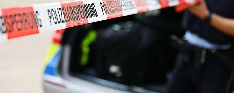 Nach der Auseinandersetzung im Sulzer Wald ermittelt die Polizei noch