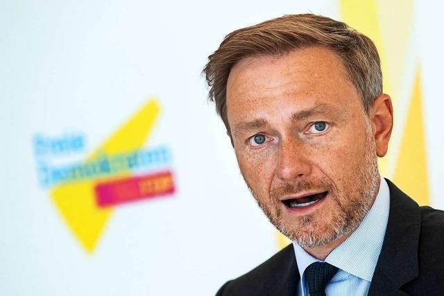 FDP nähert sich vorsichtig an Ampel-Koalition an