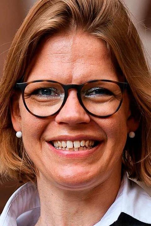 Anke Glenz, Freie Wähler   | Foto: Peter Herrmann