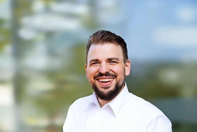Martin Gassner-Herz (FDP) will eine faire Besteuerung