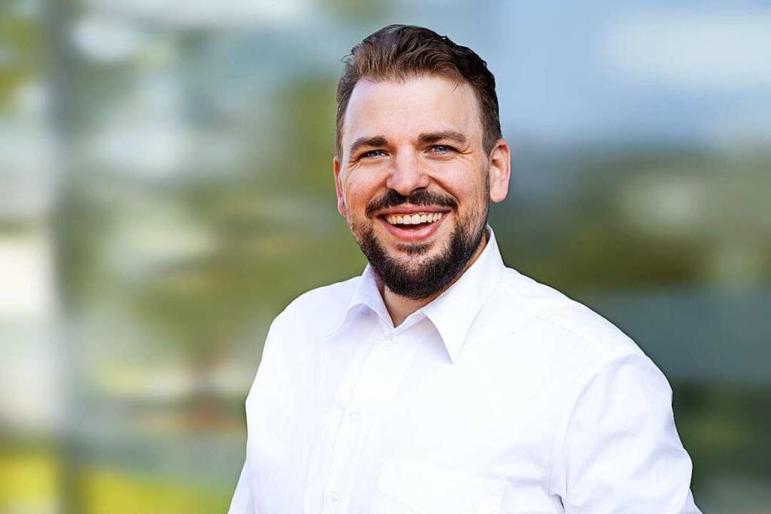Martin Gassner-Herz, Kandidat der FDP  | Foto: JOLIN HELD FOTOGRAFIE