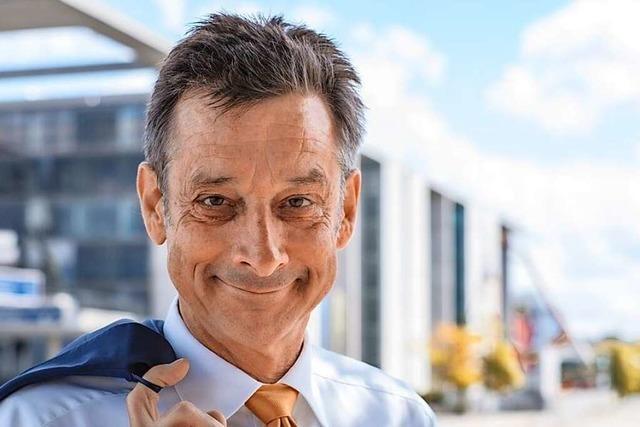 Christoph Hoffmann (FDP) will Klimaschutz nicht nur im nationalen Kontext betreiben