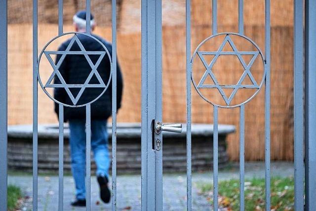 Wie sicher sind Juden zwei Jahre nach dem Terroranschlag von Halle?