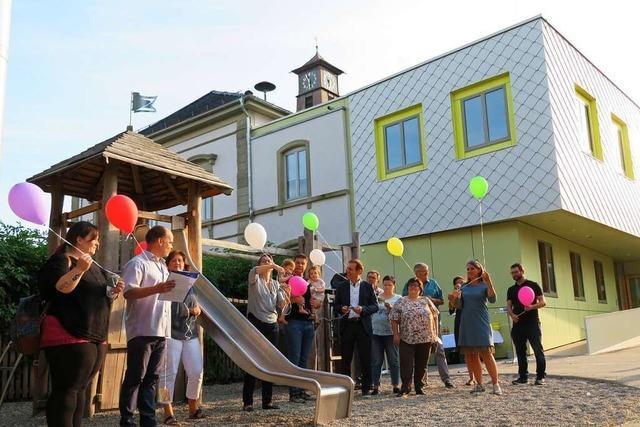 Neues Leben in der Alten Schule Haagen erfordert Absprachen