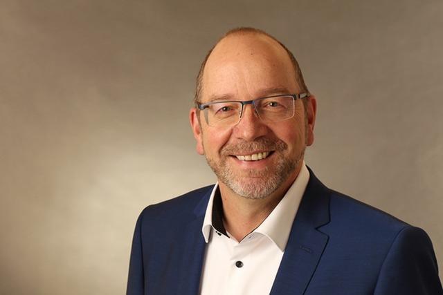 Martin Ries ist der neue Leiter des Lahrer Max-Planck-Gymnasiums