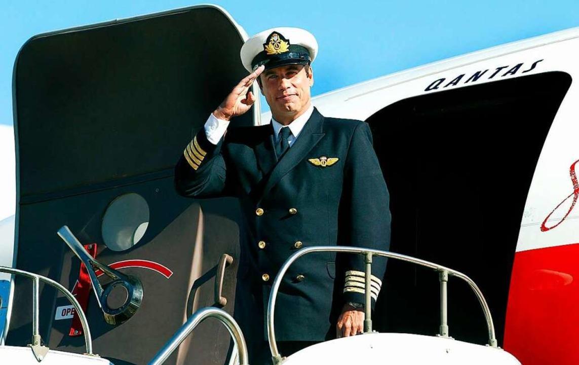 John Travolta mag Flugzeuge.  | Foto: GREG WOOD
