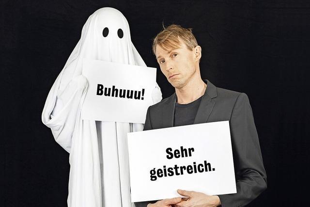 Duo Ohne Rolf gastiert im Basler Theater Fauteuil