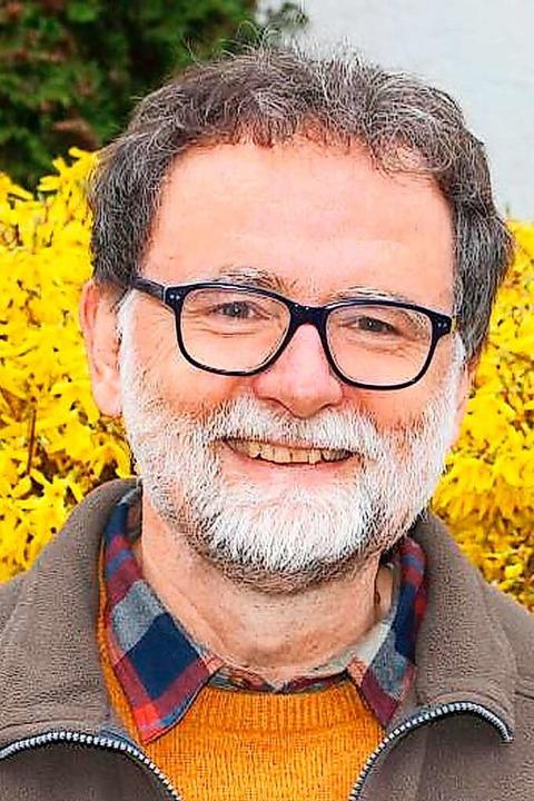 Peter Schalajda vom Vorstand der Genossenschaft Bürgerwindrad Blauen  | Foto: privat