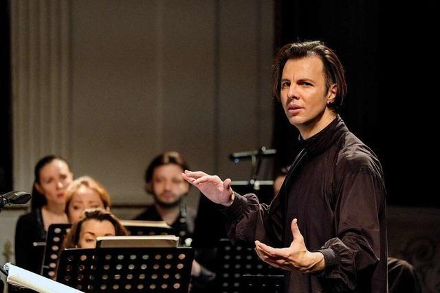 Teodor Currentzis verlängert als SWR-Chefdirigent