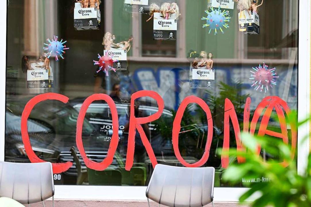 Baden-Württemberg hat eine neue Corona-Verordnung. (Symbolbild)  | Foto: Arne Dedert (dpa)