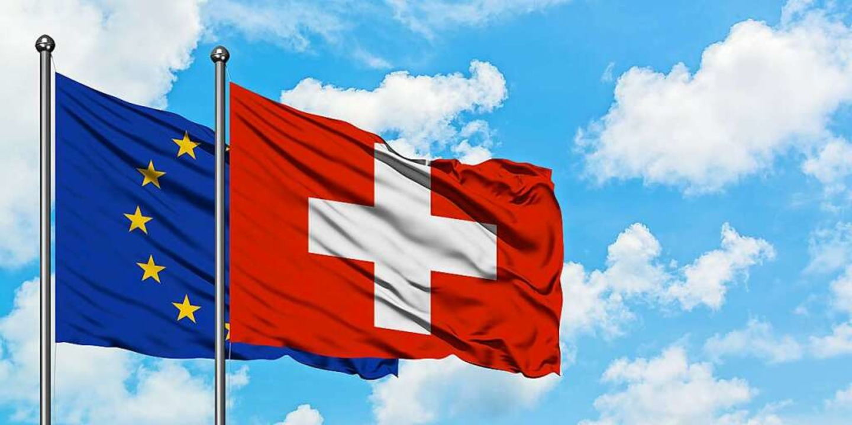 Organisationen und Gremien der Nordwes...hältnis der Schweiz zur EU zu sichern.  | Foto: Sezerozger (Adobe Stock)