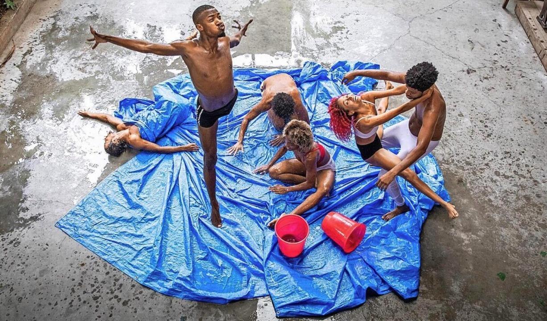 """Tanz aus den brasilianischen Favelas:   """"Lavagem"""" von Alice Ripoll    Foto: Renato Mangolin"""