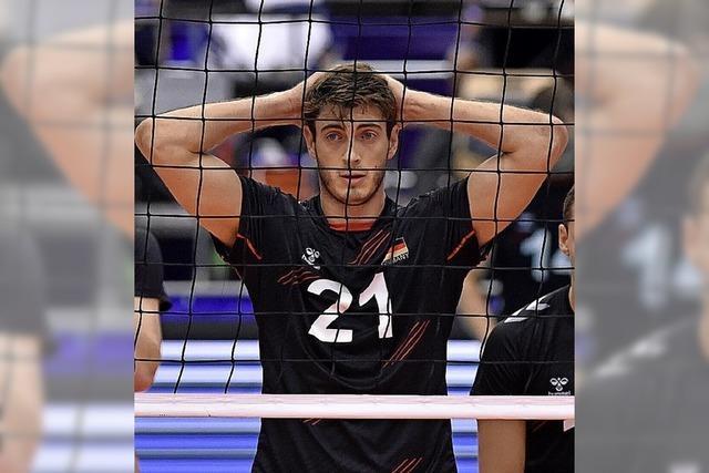 EM: Deutsche Volleyballer ausgeschieden