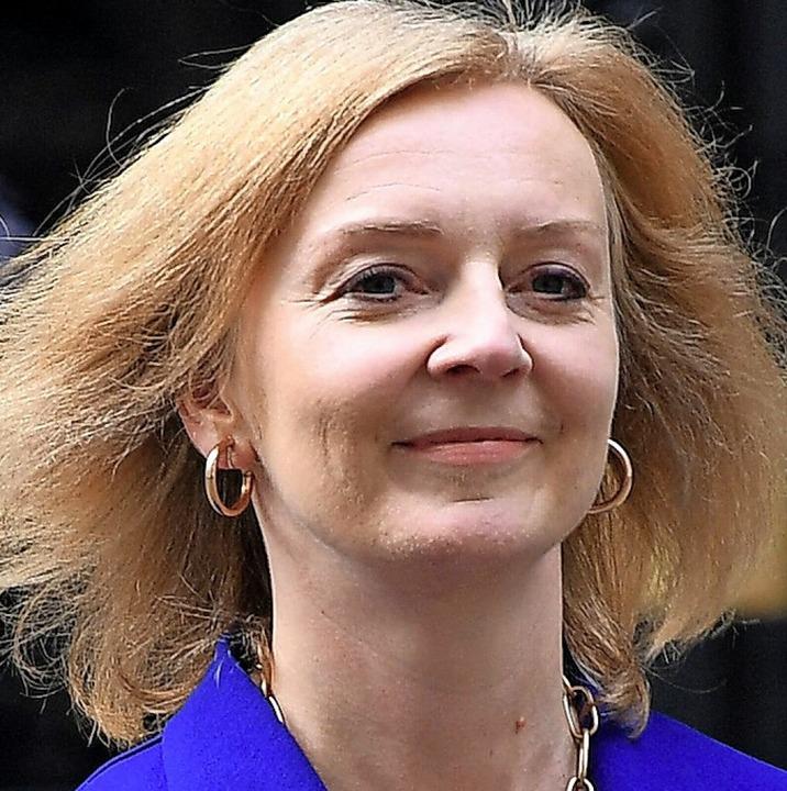 Die neue Außenministerin Liz Truss  | Foto: DANIEL LEAL-OLIVAS (AFP)