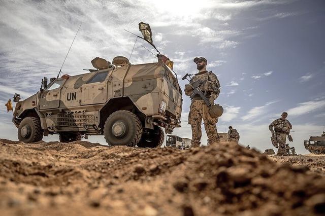 Mali-Einsatz in Gefahr