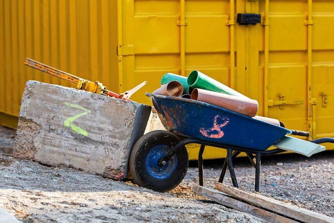 Flächenrecycling könnte eine Lösung sein.  | Foto: Carlotta Huber
