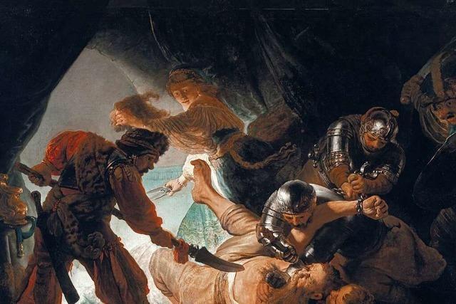 Besuchen Sie die große Rembrandt-Sonderausstellung