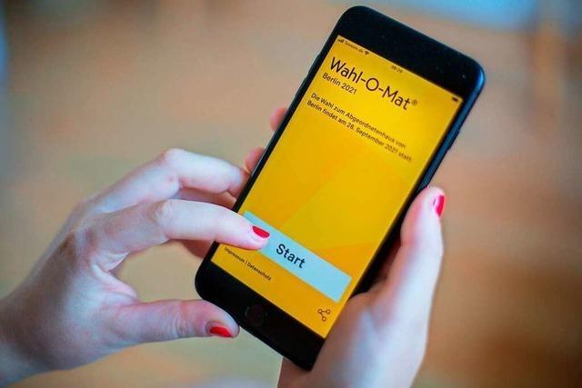 Wahl-O-Mat, Voteswiper, DeinWal: Diese Online-Tools helfen vor der Bundestagswahl