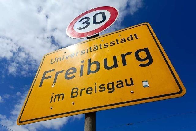Fast alle Freiburger Direktkandidaten wollen Tempo 30 testen