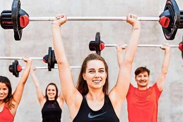Fitness der Extraklasse