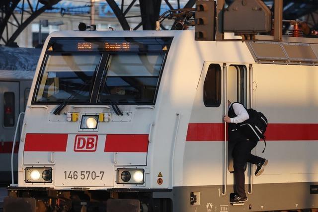 Streikgefahr vorerst gebannt - Bahn-Tarifkonflikt mit GDL gelöst