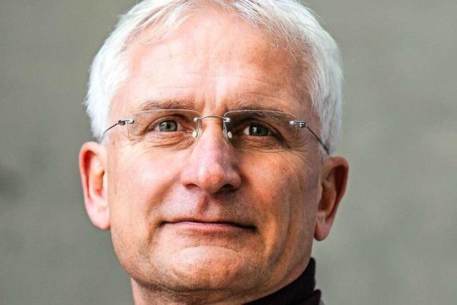 Gerhard Zickenheiner (Grüne) will so früh wie möglich aus der Kohle aussteigen
