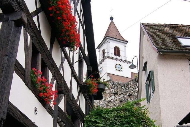 Das Dorf Istein hat mehr zu bieten als Klotz und Schwellen