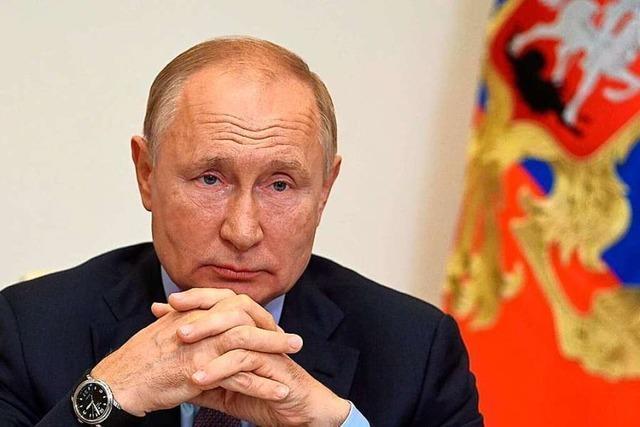 In Russland geht vor der Parlamentswahl die Angst um
