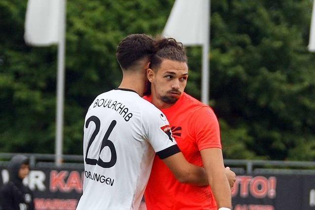 Enttäuschte Nullachter nach 0:3-Heimniederlage gegen Freiberg