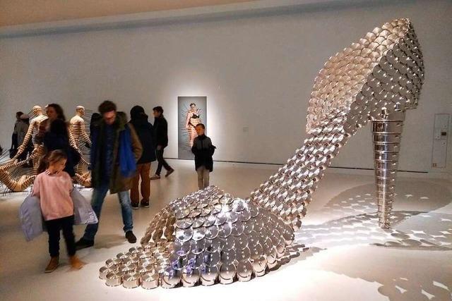 Straßburger Museum für Moderne und Zeitgenössische Kunst zeigt Pop-Art von Joana Vasconcelos