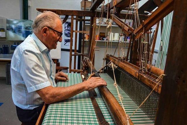 Im Wiesentäler Textilmuseum taucht man in die Industriegeschichte ein
