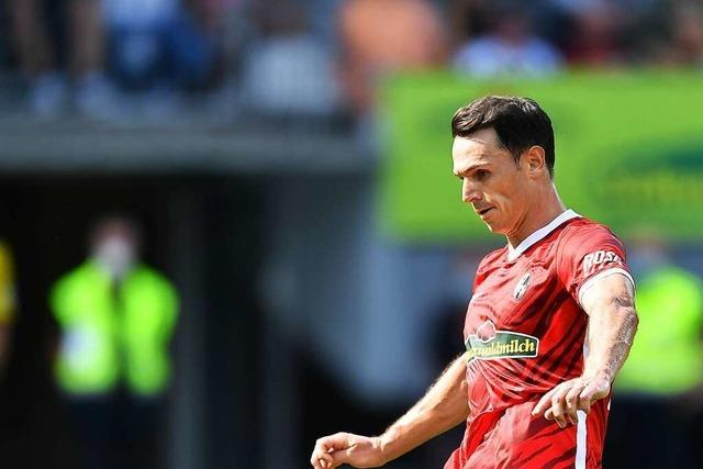 SC Freiburg muss auch gegen Mainz auf Jonathan Schmid verzichten