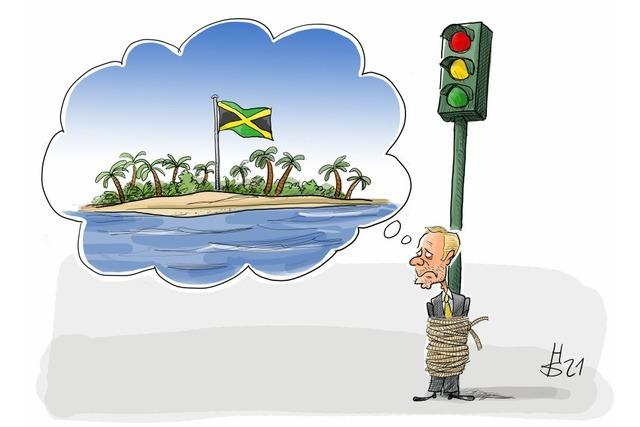 Jamaika: Neuerdings Christian Lindners Sehnsuchtsort