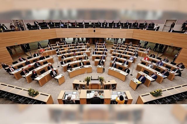 Opposition will Aufblähung des Landtags vermeiden